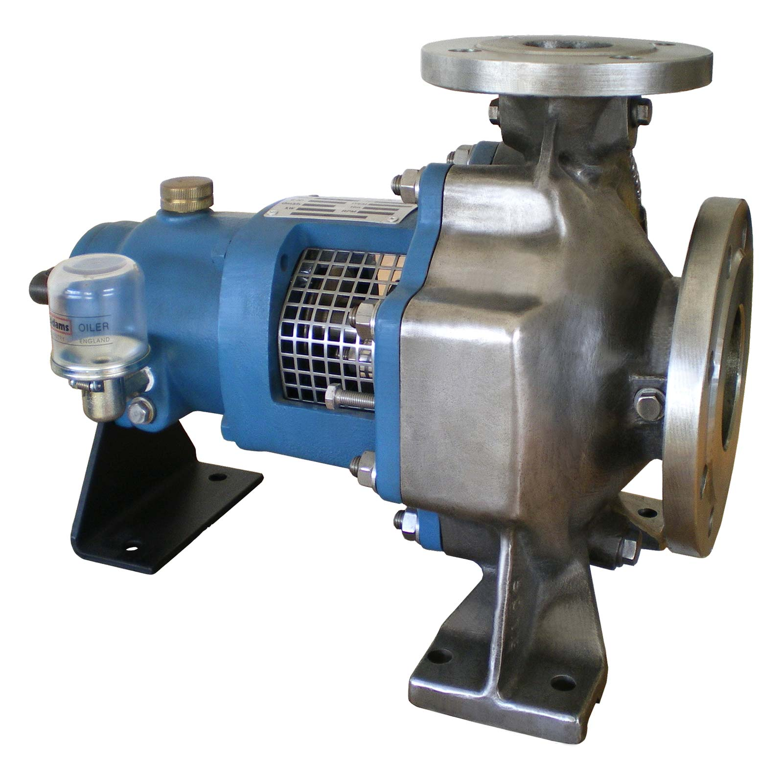 ISO2858 EFAFLU HORIZONTAL CENTRIFUGAL PUMPS