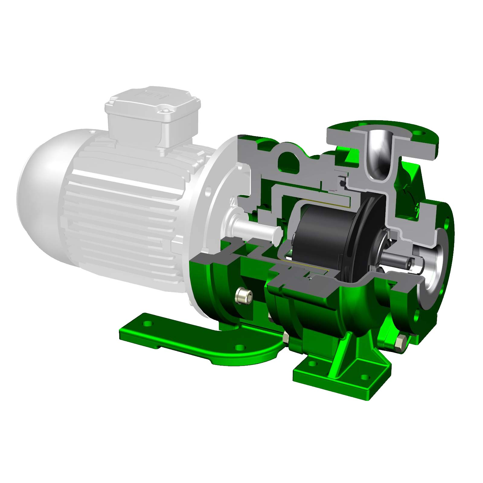 ANSIMAG MAGNETIC DRIVEN CENTRIFUGAL PUMPS