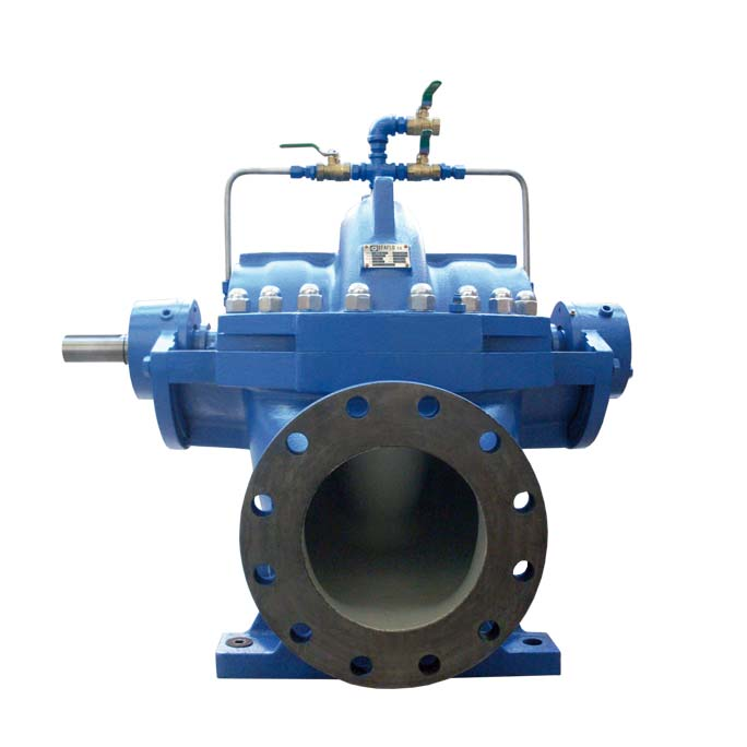 EFAFLU SPLIT CHAMBER CENTRIFUGAL PUMPS