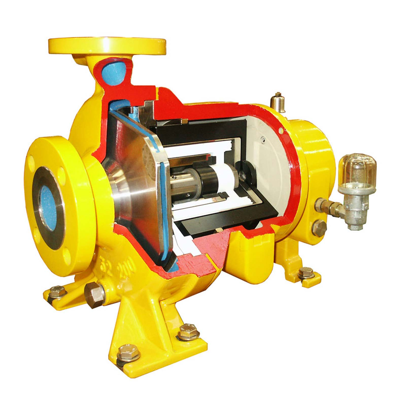 HMD MAGNETIC DRIVE CENTRIFUGAL PUMPS