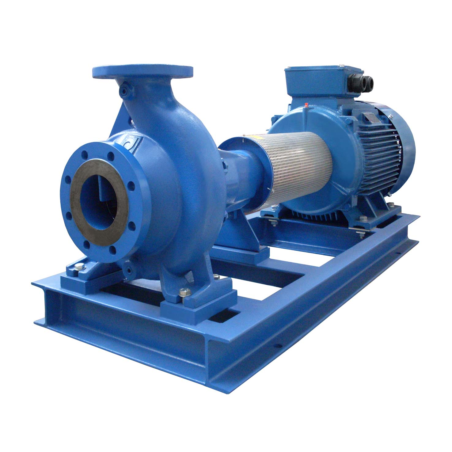 EN 733 EFAFLU HORIZONTAL CENTRIFUGAL PUMPS