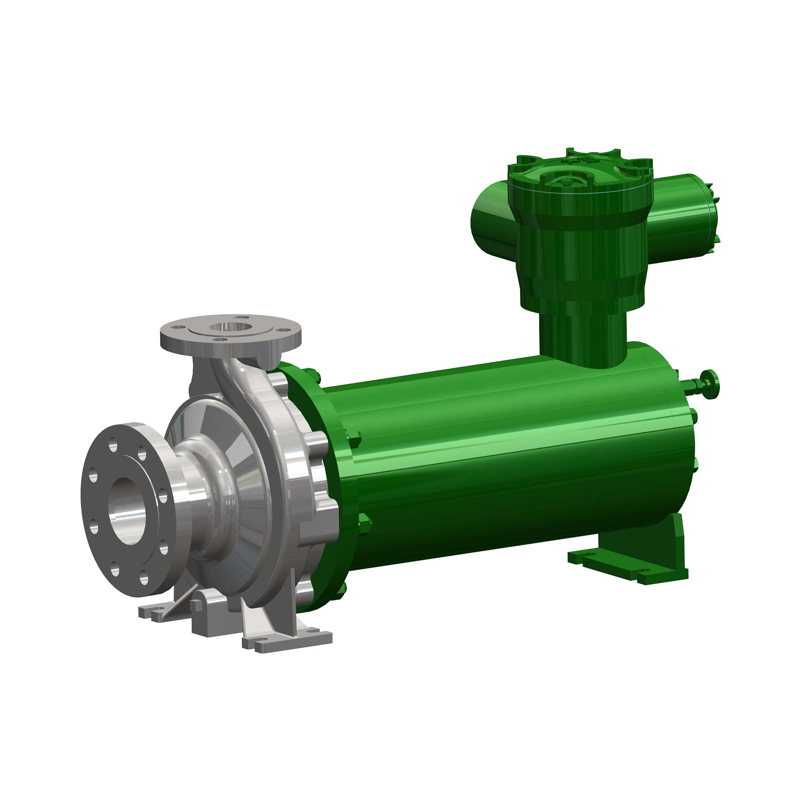 ENCAPSULATED MOTOR CENTRIFUGAL PUMPS