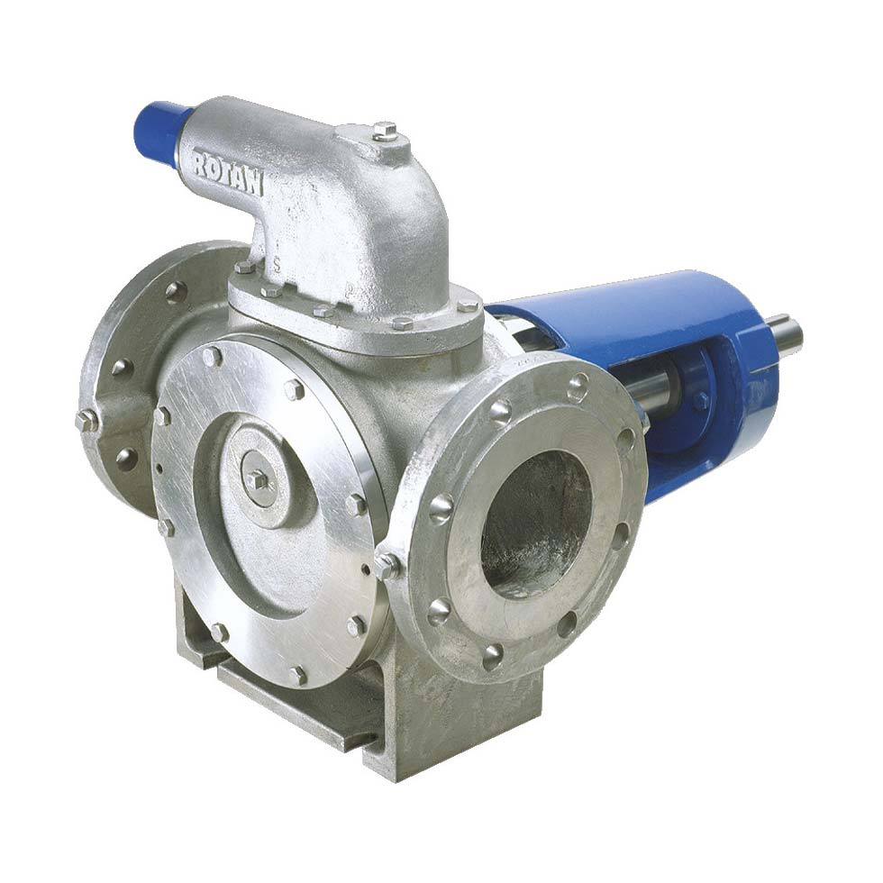 CD DESMI ROTAN INTERIOR GEAR PUMPS