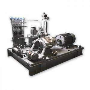 SUNDYNE BMP API INTEGRALLY GEARED PUMP